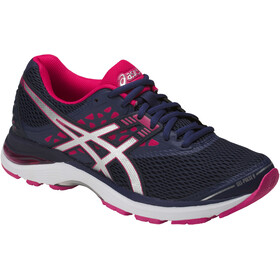 asics Gel-Pulse 9 Shoes Women Indigo Blue/Silver/Bright Rose